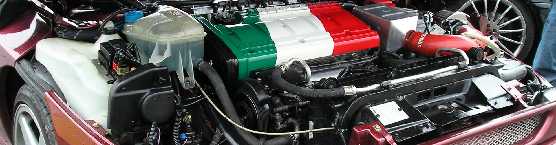 Fiat, Alfa Romeo and Abarth 500 Tuning Specialists| L&M